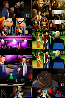Young Justice Couples Collage by camacam11