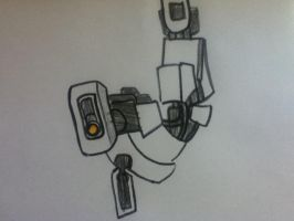GLaDOS by AperatureScience