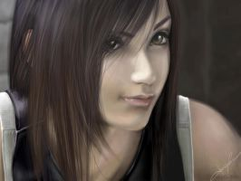 Tifa Lockheart by HesterTatnell