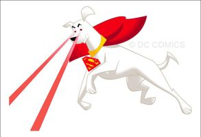Krypto-03 by johnbeatty