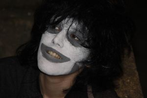 gamzee make up by BLooDy-TeaRs-PanThEr