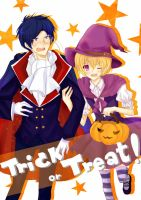 Trick or Treat!! by Ab-anna