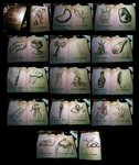 ABCs for Barbarians Pages by LaggyCreations