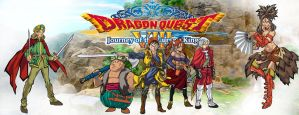 Dragon Quest VIII Reborn by BardofMaple