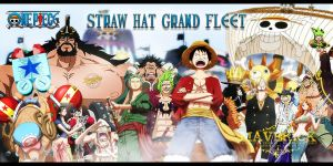 Straw Hat Grand Fleet by MaverickGraphics