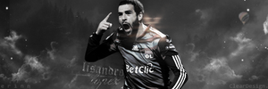 Lisandro Lopez Olympic Lyon by erinnArt