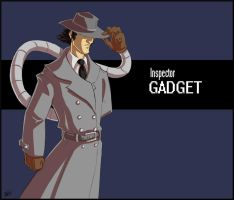 Inspector Gadget by sonicc