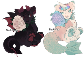 Vday Plush Dragon Auction 3 (CLOSED, THANK YOU!) by stormcat