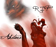 RIP Akatora by LordSecond