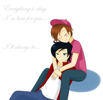 ImaginaryTimmy: With You by Whim-doll