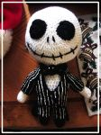 Jack Skellington : Pumpkin King by stina-marie