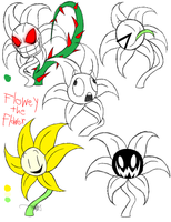Official Flowey by MushinDivinity