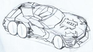Vehicular Concept - Hex split-back (Six-Wheel Duo) by TopHatProductions115