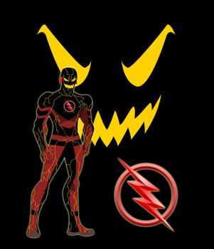 The DC Project: Villains #1 Reverse Flash by huatist
