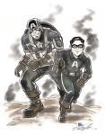 Captain America Commission by timshinn73