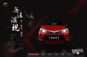 Toyota for fun by virtualmouse