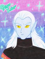 Prince Lotor (KainandKrow Contest Entry) by LuckyLadyXandra