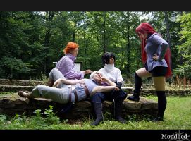 Naruto: Always the same by Mondlied