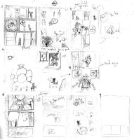 Storyboards by iJate