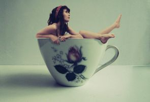 teacup by Tsume-Tsume