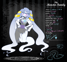 Constance Monster Family App by 2devils