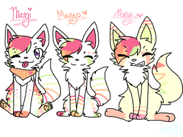 Mangi, Mango, Mangu by xTROPIC-CARRlBEAN