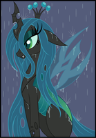 The sound of rain by MidnightBlitzz