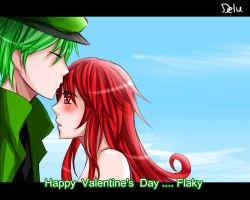 Happy Valentine's Day by DeluCat