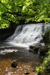 Wadsworth Falls 01 by Ken-Griffith