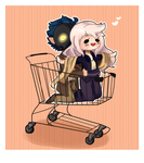 [Shopping Cart] by Ask-Eir