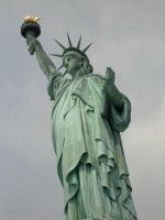 Statue of Liberty by angeliquechristine