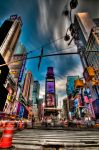 Times Square - HDR by Ageel