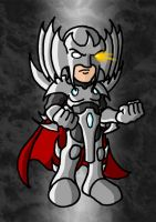 Mini Marvels - Stryfe by ZappaZee