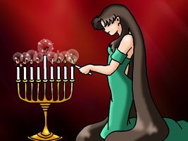 006. Hannukkah by nads6969