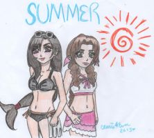 Girls of Summer by cleris4ever