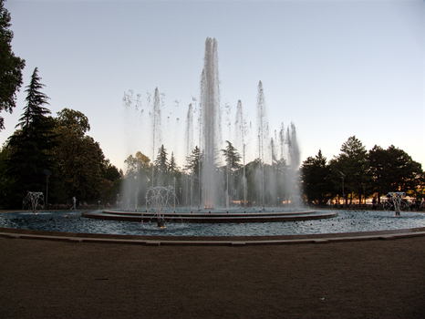 Fountain of Margaret Island (2015.05.07) by Gothpaladinus
