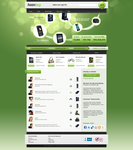 huanbay - home page design by VBLand