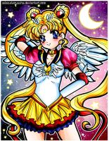 Eternal Sailor Moon by eleoyasha
