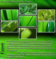 Green Wallpaper Pack by F2006