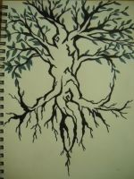 Tree of Life by fire2flame