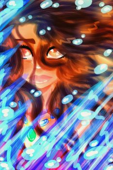Moana!!!!! by The-Ravulture