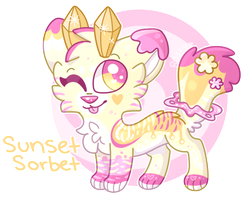 Sunset Sorbet Gummaxy SET PRICE .:closed:. by RoseyWingedCat