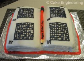 Sudoku cake by cake-engineering