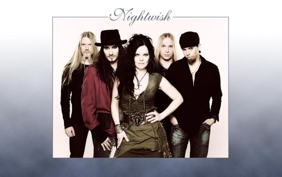 WS wallpaper - Nightwish by n-CORe
