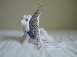 Custom mlp Ophanim an angelic pony 3 by thebluemaiden