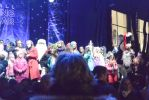 Boston's Faneuil Hall Tree Lighting, Holiday Crowd by Miss-Tbones