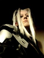 Sephiroth cosplay preview by Necr0w
