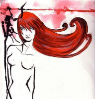 red hair by Red-Revolver