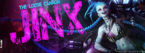 Jinx Manipulation - League of Legends by thaismuller