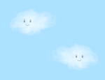 Nimbus Land Clouds by MikariStar